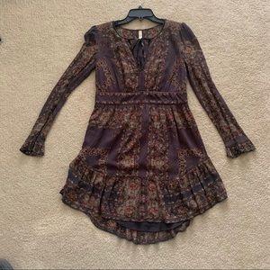 Free People Boho style Dress